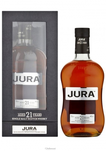 Jura 21 Years Whisky 70 Cl