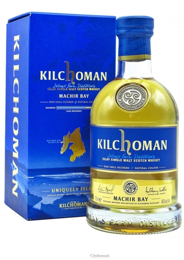 Kilchoman Machir Bay Whisky 46% 70 Cl
