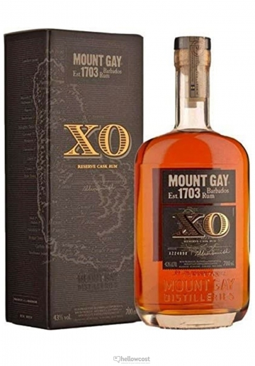 Mount Gay Xo Rhum 43% 70 Cl