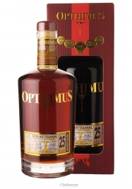 Opthimus 25 Years Rhum 38% 70 cl - Hellowcost
