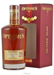 Opthimus 21 Years Rhum 38% 70 cl - Hellowcost