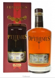 Opthimus 15 Years Rhum 38% 70 cl - Hellowcost