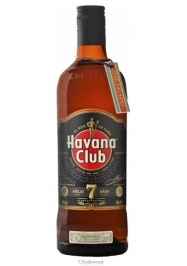 Havana Club Añejo 7 Years Rhum 40% 70 cl - Hellowcost