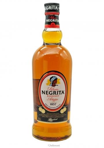 Negrita Magnum Rhum 37,5º 2 Litres