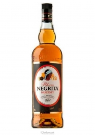 Negrita Dorado Rhum 37,5% 100 cl - Hellowcost