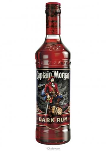 Captain Morgan Black Rhum 40º 1 Litre