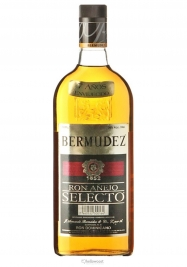 Bermudez Especial 5 Years Rhum 38% 70 cl - Hellowcost
