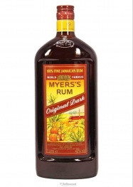 Myers Original Dark Rhum 40% 100 cl - Hellowcost