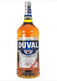 Duval Pastis De Marseille 45% 100 cl - Hellowcost