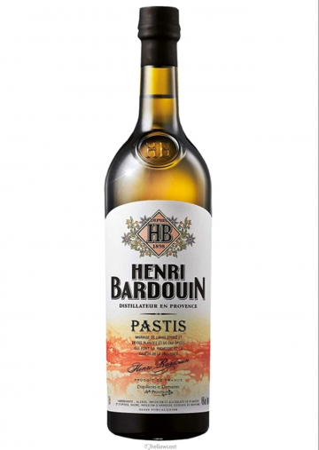 Henri Bardouin Pastis 45º 70 Cl