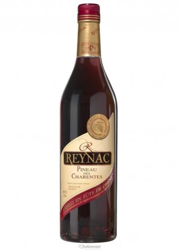 Reynac Rouge Pineau Des Charentes Aperitif 17º 75 Cl