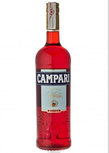 Campari Bitter Aperitif 25º 1 Litre