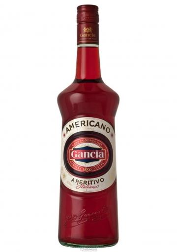 Ganzia Americano Originale Aperitif 14,5º 1 Litre