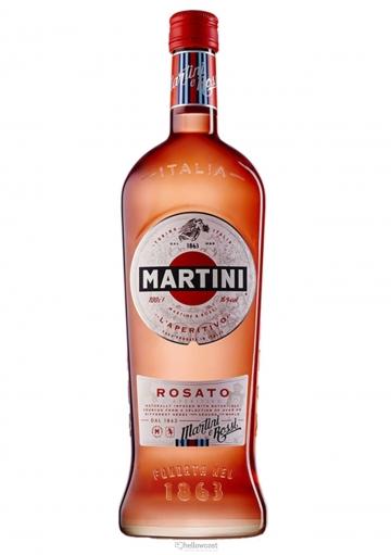 Martini Rosato Vermout Aperitif 15º 1 Litre