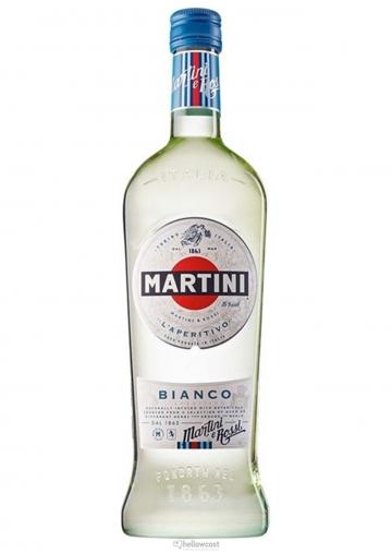 Martini Bianco Vermout Aperitif 15º 1 Litre