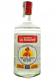 La Mauny Rhum Blanc Agricole 50% 100 cl - Hellowcost