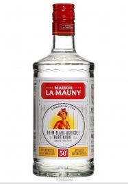 La Mauny Rhum Blanc Agricole 40% 100 cl - Hellowcost