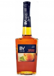 Apricot Brandy Liqueur Bv Land 18% 70 cl - Hellowcost