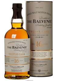 The Balvenie 14 Ans Caribbean Cask Whisky 43% 70 cl - Hellowcost