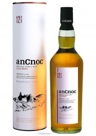 Ancnoc 12 Years Whisky 40% 70 cl - Hellowcost
