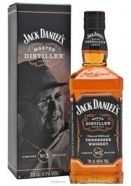 Jack Daniel's Master Destiller Nº3 Bourbon 43% 100 cl - Hellowcost