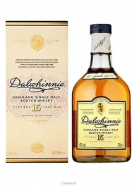 Dalwhinnie 15 Years Malt Whisky 43% 70 cl - Hellowcost