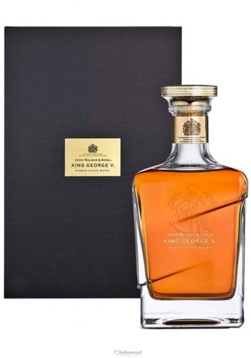 Johnnie Walker Whisky King George V 43% 70 Cl