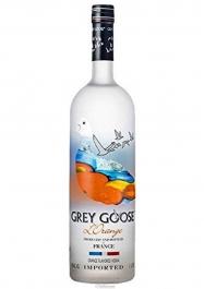 Grey Goose De Naranja Vodka 40% 100 cl - Hellowcost