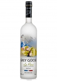 Grey Goose de Pera Vodka 40% 100 cl - Hellowcost