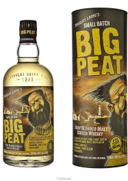 Big Peat Small Batch Whisky 46% 70 Cl - Hellowcost