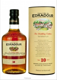 Edradour Whisky 10 Years 40% 70 cl - Hellowcost