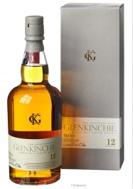 Glenkinchie 12 Years Single Malt Whisky 43º 70 cl - Hellowcost