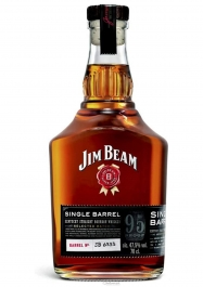 Jim Beam Red Stag Black Cherry Bourbon 40% 100 cl - Hellowcost