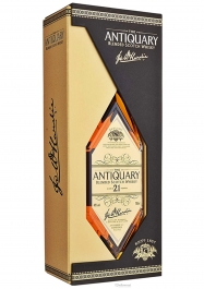 The Antiquary 21Years Whisky 43% 70 cl - Hellowcost