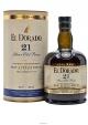 El Dorado Rhum 21 Ans 43º 70 Cl