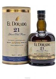 El Dorado 15 Years Rhum 43% 70 cl - Hellowcost