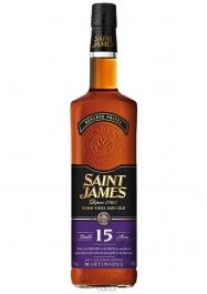 Saint James 12 Years Rhum 43% 70 cl - Hellowcost